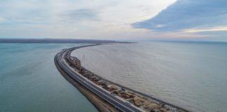 У России возникли новые проблемы с Керченским мостом - today.ua