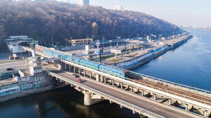 У Кличка розповіли, що столичний міст Метро ремонтуватимуть до 2021 року - today.ua
