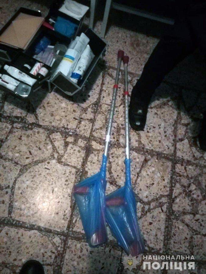 У столичній лікарні пацієнт милицею вбив сусіда по палаті