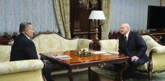 Лукашенко зустрівся з Марчуком у Мінську: результати переговорів - today.ua