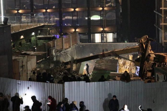 В Одесі впав будівельний кран: є загиблий - today.ua