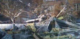Обвал даху в харківському ТЦ: інформація про постраждалих - today.ua