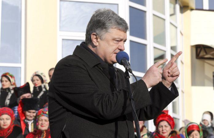 Українська церква не може керуватися з Москви, - Порошенко - today.ua