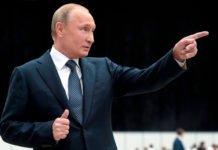 Путін вперше висловився про створення ПЦУ - today.ua