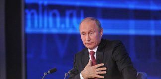"""Путін має намір реагувати на """"релігійні порушення"""" в Україні - today.ua"""