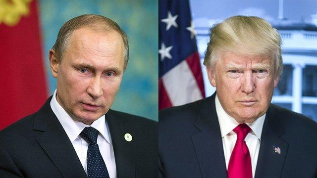 Переговори Путіна і Трампа: що приховували президенти Росії та США - today.ua