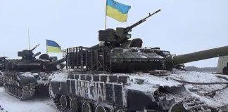 В ВСУ подготовили танковую бригаду резерва, готовую отразить российскую атаку в кратчайшие сроки, - Полторак - today.ua