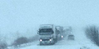 """В """"Укравтодорі"""" розповіли про ситуацію на дорогах державного значення у зв'язку зі снігопадом - today.ua"""