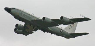 Біля берегів окупованого Росією Криму засікли американський літак-розвідник - today.ua
