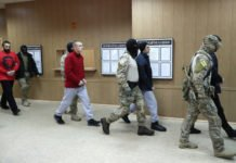 Московский суд продлил арест всем 24 украинским морякам - today.ua