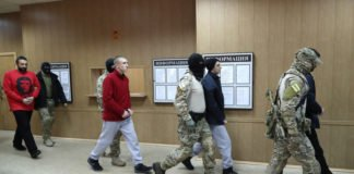 Московський суд продовжив арешт усім 24 українським морякам - today.ua