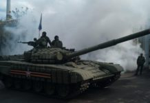 ОБСЕ зафиксировала более 20 российских танков на Донбассе, - штаб ООС - today.ua