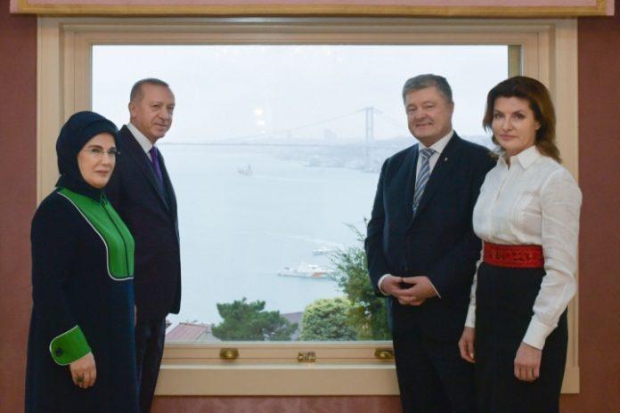 Переговоры Порошенко с Эрдоганом: лидеры государств рассмотрели вопрос освобождения украинских политзаключенных - today.ua