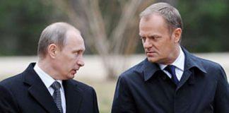 Польський дипломат розповів, як Путін пропонував Туску поділити Україну - today.ua