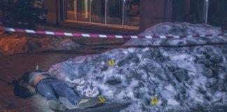 """Вбивство в ЖК """"Французький квартал"""": у мережу виклали відео злочину"""" - today.ua"""