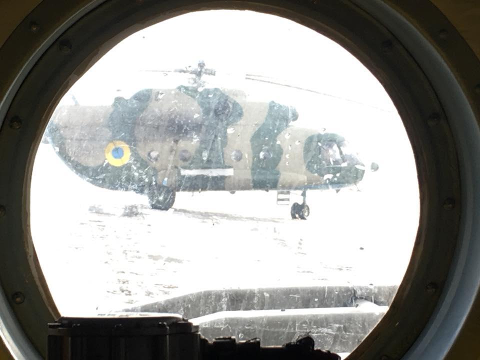 Вертоліт з главами МЗС не долетів до Маріуполя: Клімкін назвав причину