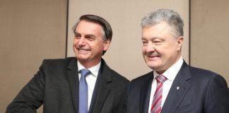 Порошенко вперше зустрівся з президентом Бразилії та запросив його до України - today.ua
