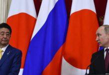 Росія та Японія не підписали мирний договір про передачу Курильських островів - today.ua