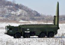 Россия разместила ядерные ракеты возле украинской границы - today.ua