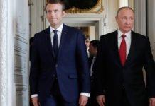 Путін по телефону поскаржився Макрону на Україну - today.ua