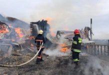 На Прикарпатье сгорел мужской монастырь - today.ua