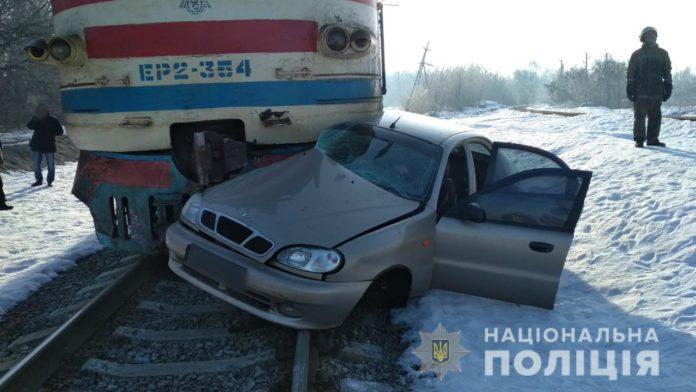 На Харківщині автівка потрапила під потяг: водій загинув - today.ua