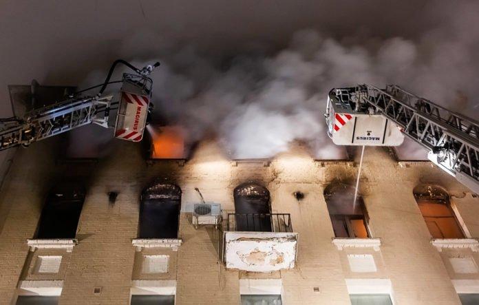 Пожежа у Москві: відомо вже про шістьох загиблих - today.ua