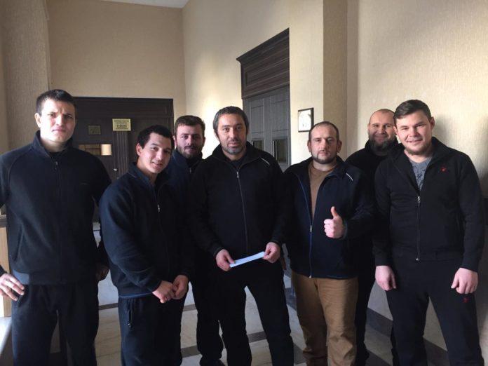 """Грузинський суд звільнив під заставу колишніх бійців батальону &quotДонбас"""" - today.ua"""