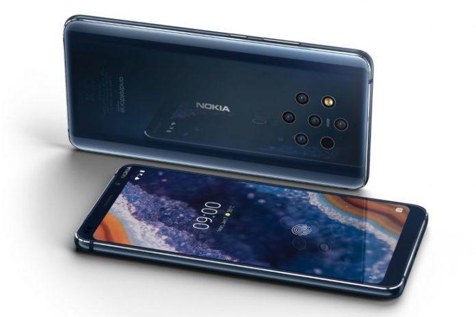 Nokia презентовала новый смартфон с 5 камерами - today.ua