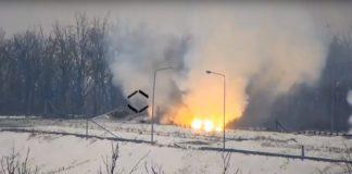 ЗСУ знищили ДЗОТ бойовиків: опубліковано відео - today.ua
