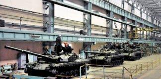 Харківський завод почав виробництво нових гусениць для БМП - today.ua