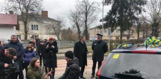 """На Львівщині важкопораненому ветерану АТО подарували Renault Megane"""" - today.ua"""