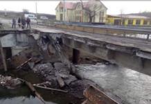 У Тернопільській області обвалився міст через річку Серет: з'явилася карта об'їзду - today.ua