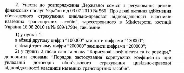 """В Україні подорожчає """"автоцивілка"""""""