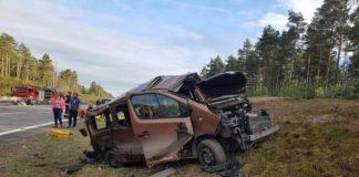 Американські військові постраждали у серйозній ДТП в Польщі: оприлюдені фото - today.ua