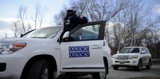 Оккупанты на Донбассе обстреляли патруль ОБСЕ - today.ua