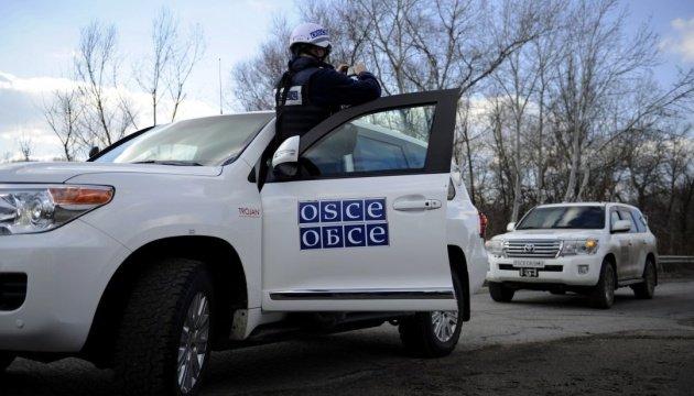 Окупанти на Донбасі обстріляли патруль ОБСЄ - today.ua