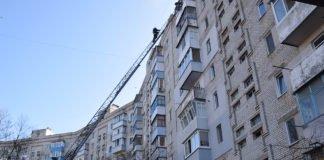 В Николаеве из-за короткого замыкания в девятиэтажке вспыхнул пожар - today.ua