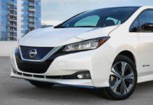 Nissan Leaf б'є рекорди продажів електромобілів у Європі - today.ua