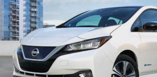 Nissan Leaf бьет рекорды продаж электромобилей в Европе - today.ua