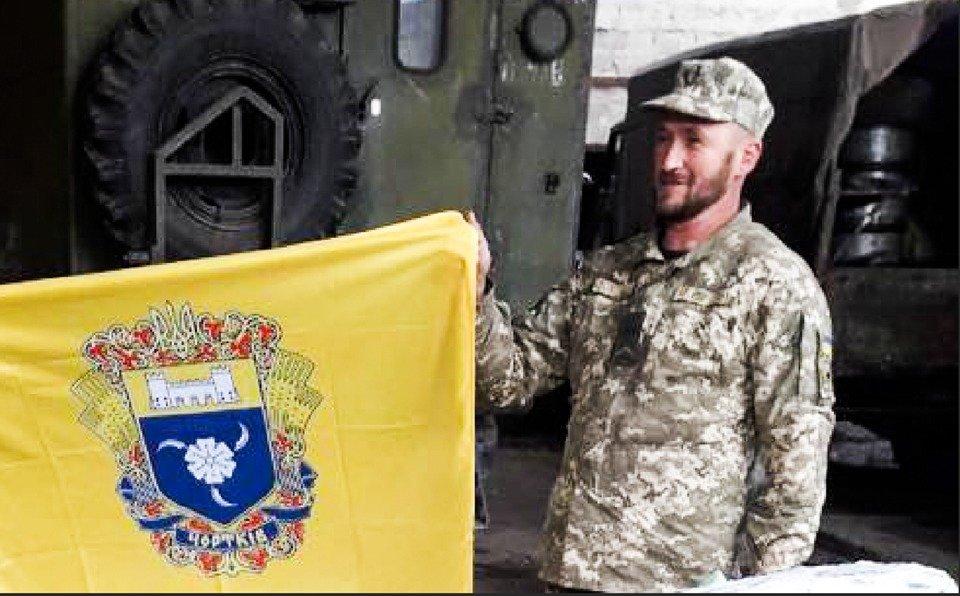 На Донбассе от пули снайпера погиб военный из Тернополькой области