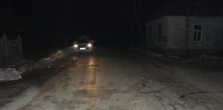 На Закарпатті водій збив неповнолітнього та втік з місця ДТП - today.ua