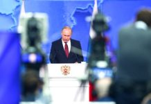 Путин прямым текстом пригрозил США ракетами: опубликовано видео - today.ua