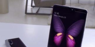 Samsung Galaxy Fold буде доступний не всім - today.ua