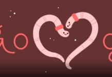 Google оформив логотип до Дня святого Валентина - today.ua