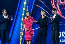 """""""Євробачення-2019"""": стали відомі переможці другого півфіналу нацвідбору - today.ua"""