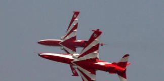 В Індії зазнали катастрофи два військові літаки: момент аварії потрапив на відео - today.ua