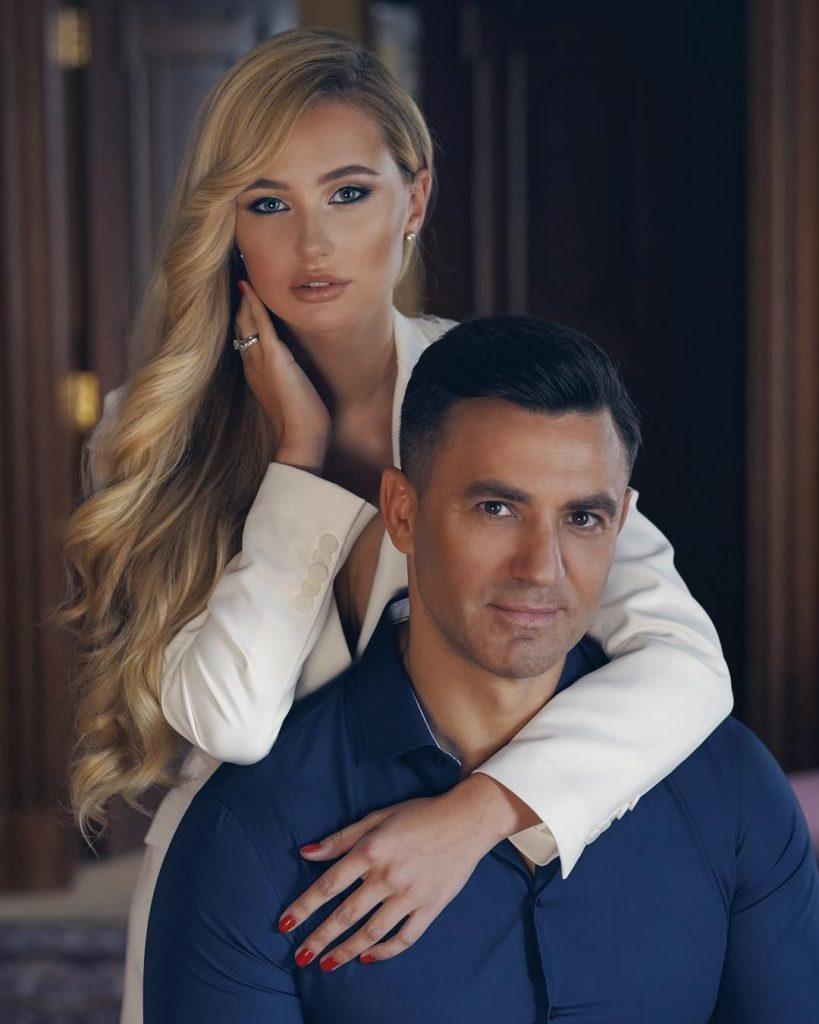 Дружину Миколи Тищенка запідозрили у другій вагітності