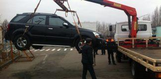 Стало известно, чьи автомобили повезут на штрафплощадку по новым правилам - today.ua