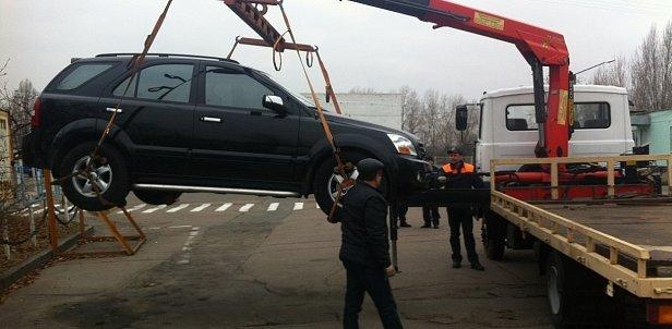 Стало відомо, чиї автомобілі повезуть на штрафмайданчик за новими правилами - today.ua